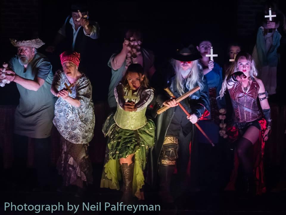 KIng's Ransom: Das große Finale! Foto: Neil Palfreyman
