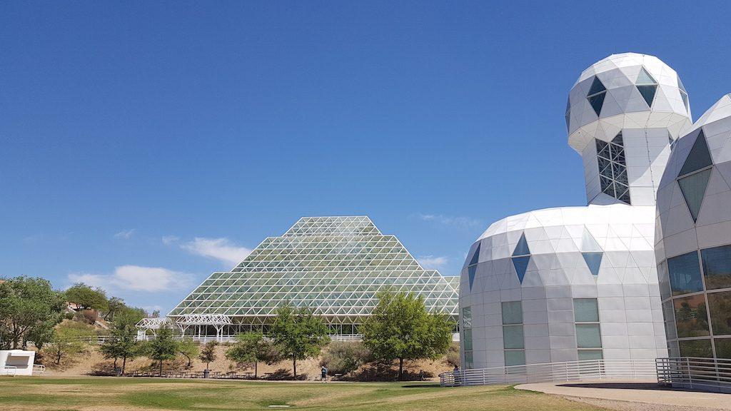 Biosphere 2 is well worth a visit