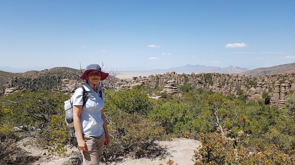 Amazing views at Chiricahua National Monument