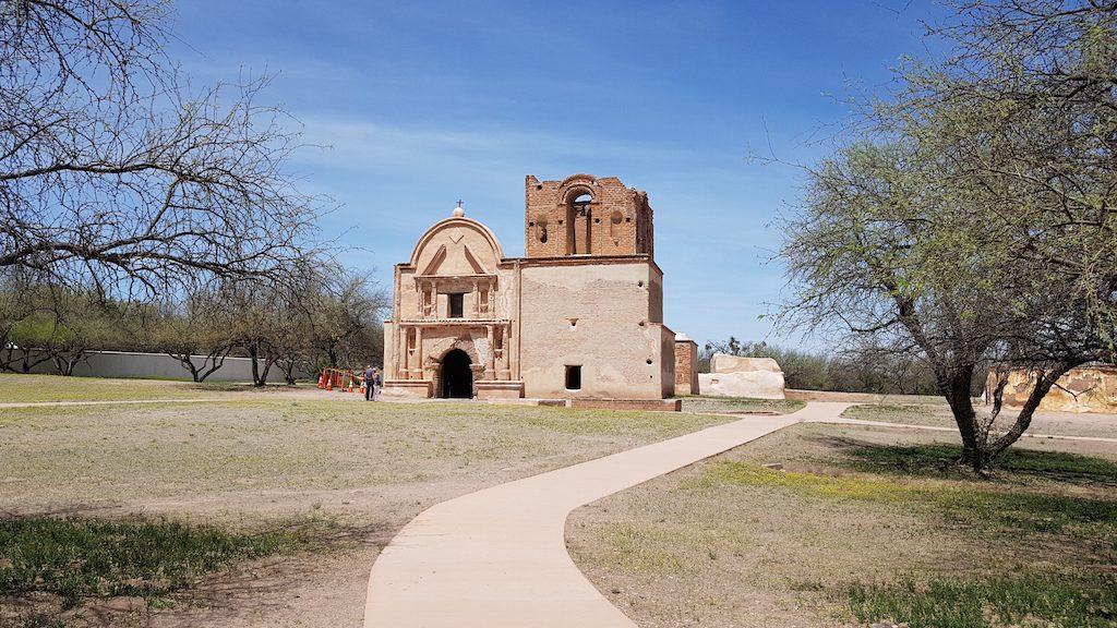 Tumacacori Mission Church
