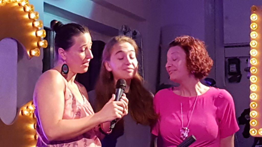 Abschlussfeier SOAOGS 2018: Endlich zusammen! Wir haben einfach Spaß; Christine Piontek Blog Text Storytelling